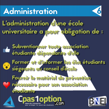 6 administration